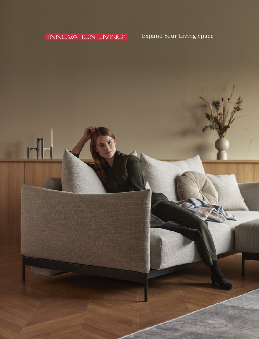 Innovation Living Collection 2021 - Expand Your Living Space